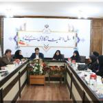 گزارش تصویری / جلسه گرامیداشت هفته عفاف و حجاب