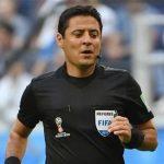 فغانی بهترین داور جام از دید کاربران اینترنتی