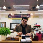 مهندس بابک طهماسبی به عنوان سرپرست هیّئت اسکواش خوزستان منصوب شد