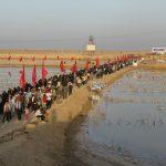مناطق نفتخیزجنوب روزانه پذیرای ۶۰۰ نفرازکاروانهای راهیان نور وزارت نفت