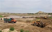 کمکرسانی نفت و گاز شرق به روستاهای سیلزده سرخس