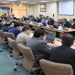 برگزاری مراسم تکریم و معارفه مدیران منابع انسانی شرکت ملی مناطق نفت خیز جنوب