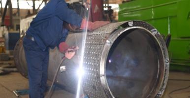 ساخت مشعل بدون دود برای نخستین بار در مناطق نفت خیز جنوب