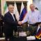 باحضور معاون وزیر نفت و معاون وزیر انرژی روسیه ایران و روسیه در بخش انرژی تفاهمنامه همکاری امضا کردند