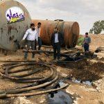 به همت حراست شرکت نفت و گاز اروندان باند بزرگ سرقت نفت خام در جنوب متلاشی شد