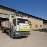 کمک های نفت و گاز مارون به مسجد سلیمان ارسال شد