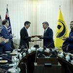 وزارت نفت و سازمان نظام مهندسی معدن ایران تفاهمنامه همکاری امضا کردند