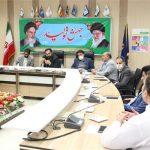مدیر کل تعاون، کار و رفاه اجتماعی خوزستان در نشست با مسوولان روابط عمومی:حضور آگاهانه و تاثیرگذار در فضای مجازی داشته باشیم