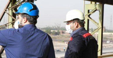 مدیرعامل شرکت فولاد اکسین خوزستان مطرح کرد:در سال ۹۹ بستر راه اندازی طرح عظیم فولادسازی شرکت فولاداکسین فراهم است