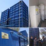 مدیرعامل آبفا خوزستان مطرح کرد:راه اندازی اولین پکیج تصفیه خانه فاضلاب شرکت آبفا خوزستان در بهبهان به روش ازن زنی