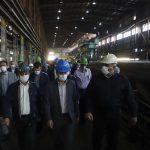 مدیرعامل شرکت لولهسازی اهواز عنوان کرد:تولید نیمی از لولههای موردنیاز طرح توسعه ۲۸مخزن مناطق نفتخیز جنوب در اهواز