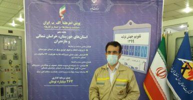 مدیرعامل شرکت برق منطقهای خوزستان مطرح کرد:ظرفیت انتقال شبکه برق خوزستان ۷۰درصد افزایش یافت
