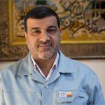 مدیرعامل شرکت فولاد خوزستان عنوان کرد:با تولید پایدار و صادرات محصول با کیفیت تحریم ها را بی اثر می کنیم
