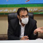 مدیرکل تعاون،کار و رفاه اجتماعی خوزستان خبر داد:خوزستان رتبه نخست اشتغال کشور و جذب صددرصدی منابع مشاغل خانگی را کسب کرد