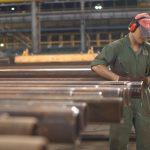 دستیابی رکورد تولید ۱۵۰۴تن لوله بدون درز در کارخانه لوله سازی پس از ۴ سال