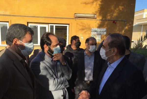 مدیرعامل شرکت آب و فاضلاب خوزستان عنوان کرد:آخرین وضع شکستگی خط خروجی آب تصفیه خانه شماره ۲ اهواز